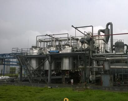 20m³/h 甲苯双效回收装置