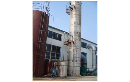DMF废气回收装置