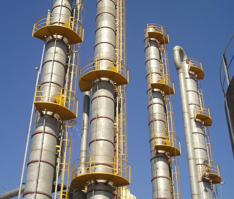 DMF废水回收装置