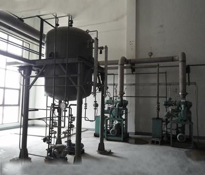 轧制油回收及精馏装置